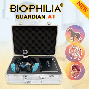 The Hot Biophilia Guardian for dog Bioresonance Machine on sale