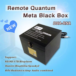 The ISHA Remote Quantum Meta Black Box DNA&RNA on Sale