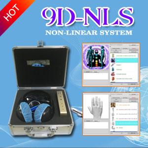 The Newest 9D NLS Health Analyzer