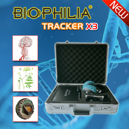 The Newest Biophilia Tracker NLS 4D Scanner on Sale.